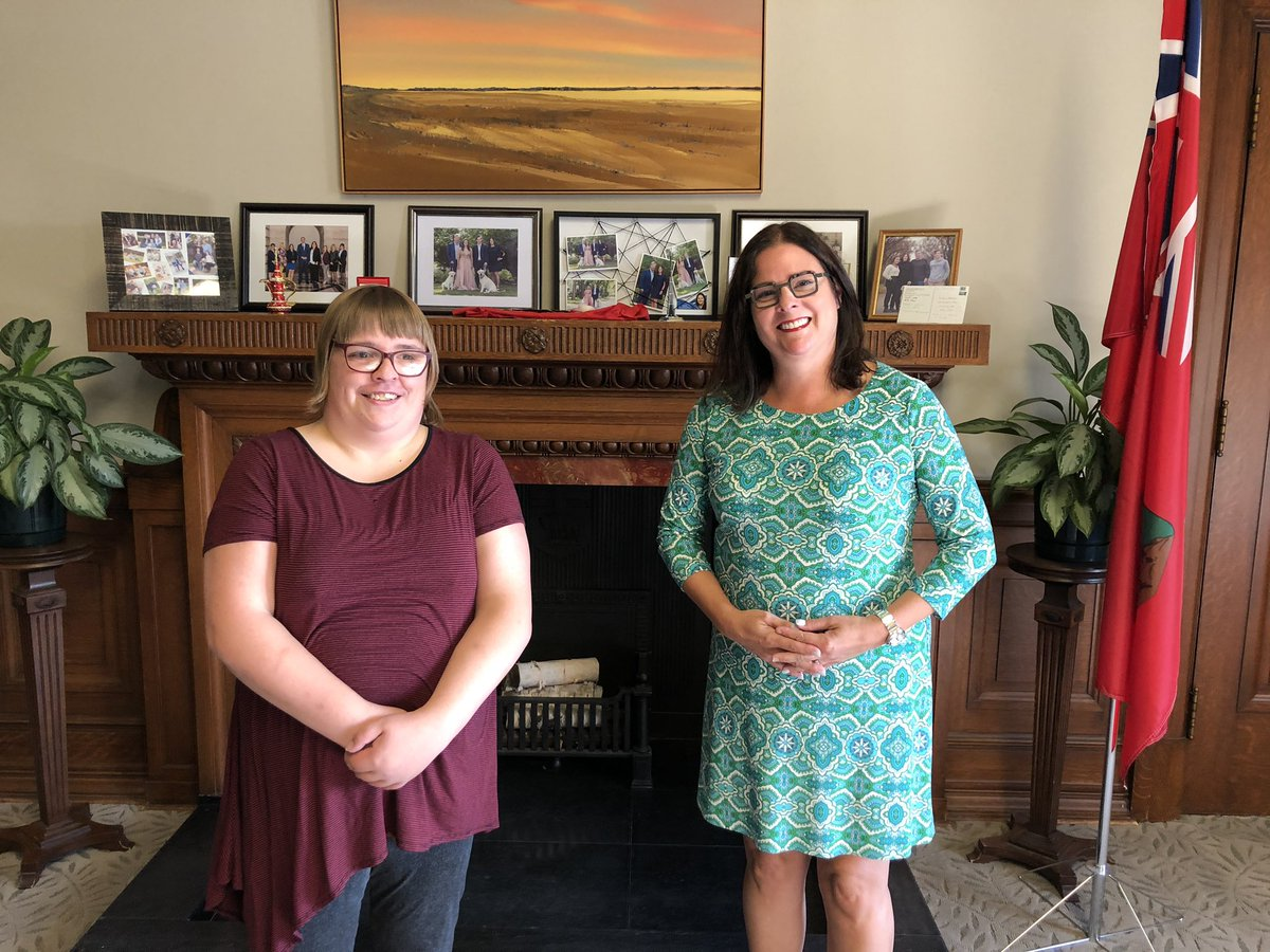 test Twitter Media - Happy to announce my new special advisor on disability issues, Jessica Croy! She will be advising me and the members of our new Vulnerable Persons Living with a Mental Disability Task Force on how to better serve Manitobans with disabilities. #mbpoli https://t.co/TVgsU2l1l0 https://t.co/Qe2ypj6B6J