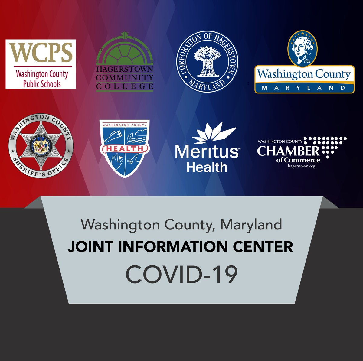 September 22, 2020 Briefing:  The Washington County, Maryland Joint Information Center (JIC) provides the following update regarding the COVID-19 pandemic.  To read the full briefing visit