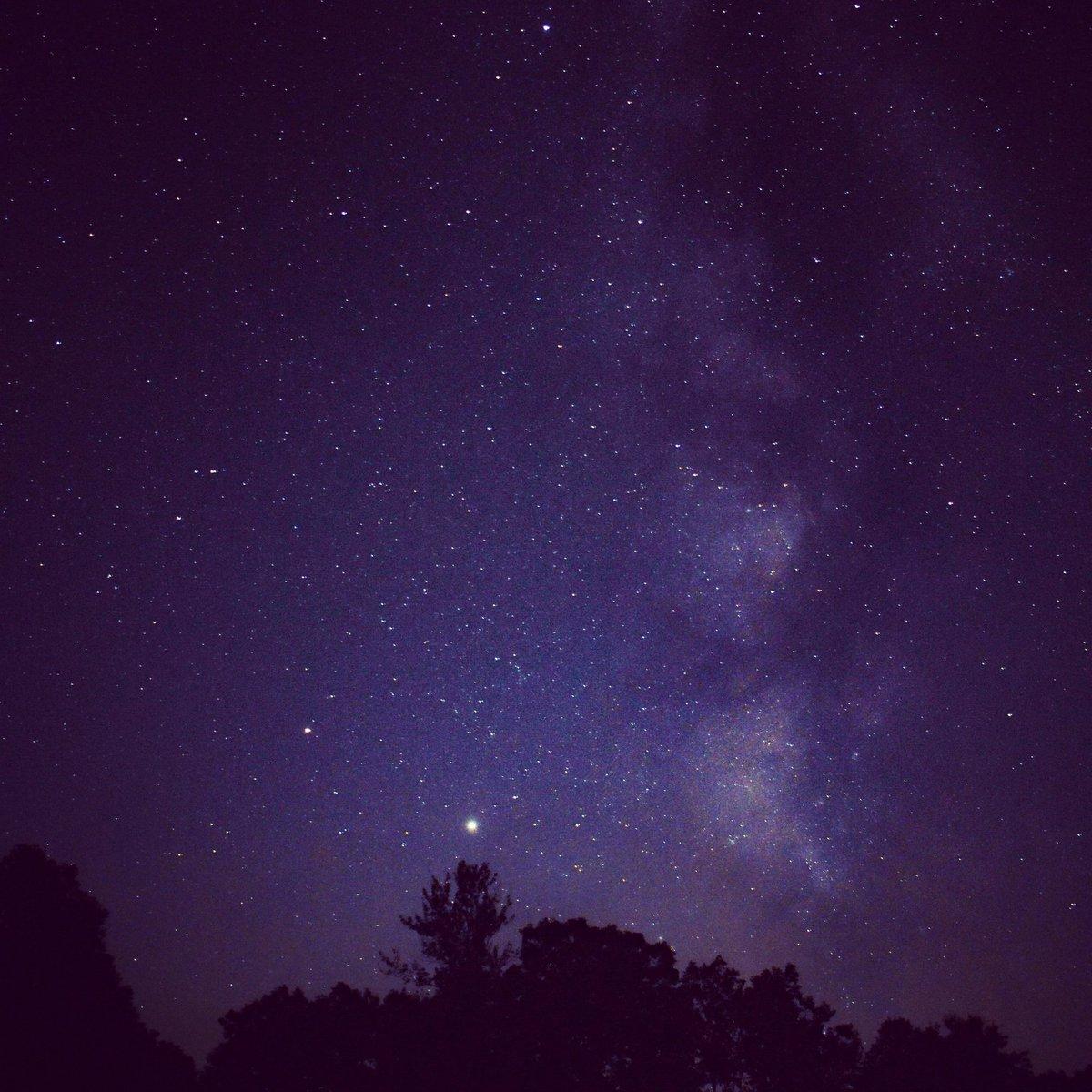 Good night from Oak Mountain Hideaway & their beautiful dark skies. This lovely photo was taken by innkeeper Anna Marie last night!  #visitclearfieldcounty #oakmountainhideaway #socialmediatakeover  @midatlanticdaytrips #midatlanticdaytripsblog #ClearfieldCoAdventures