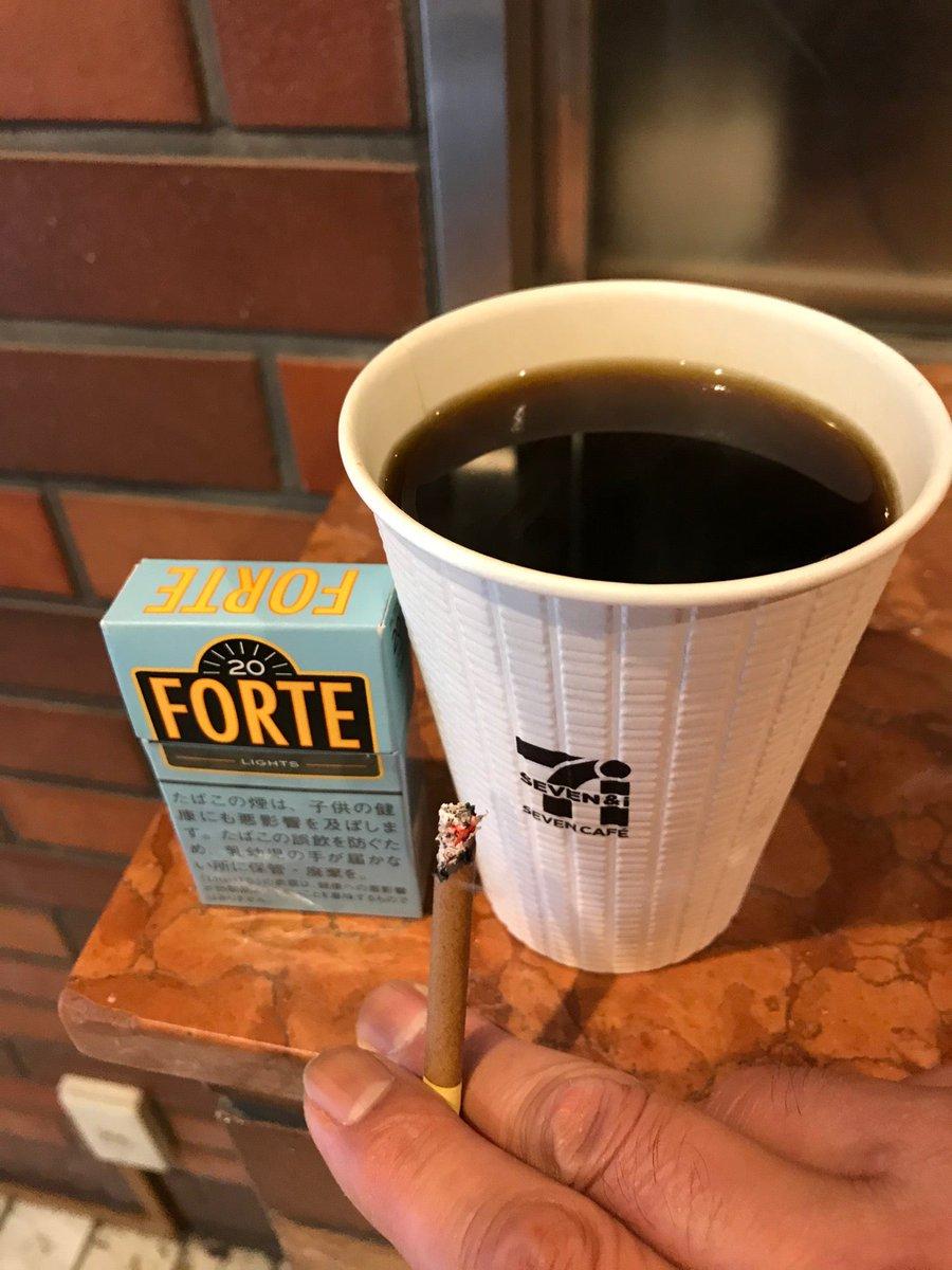test ツイッターメディア - 事務所到着〜〜‼️    からの隣のセブンイレブンでホットコーヒーの大を購入して、開店作業前にとりあえず食後の一服😊 (@ フローリストしのざき - @4187shinozaki in 新宿区, 東京都) https://t.co/sNVxEqldHO https://t.co/Tc5OOfgv8P