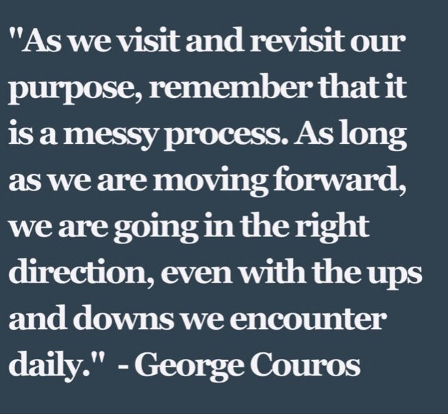 RT @muellerGT: Thank you @gcouros for this reminder today.