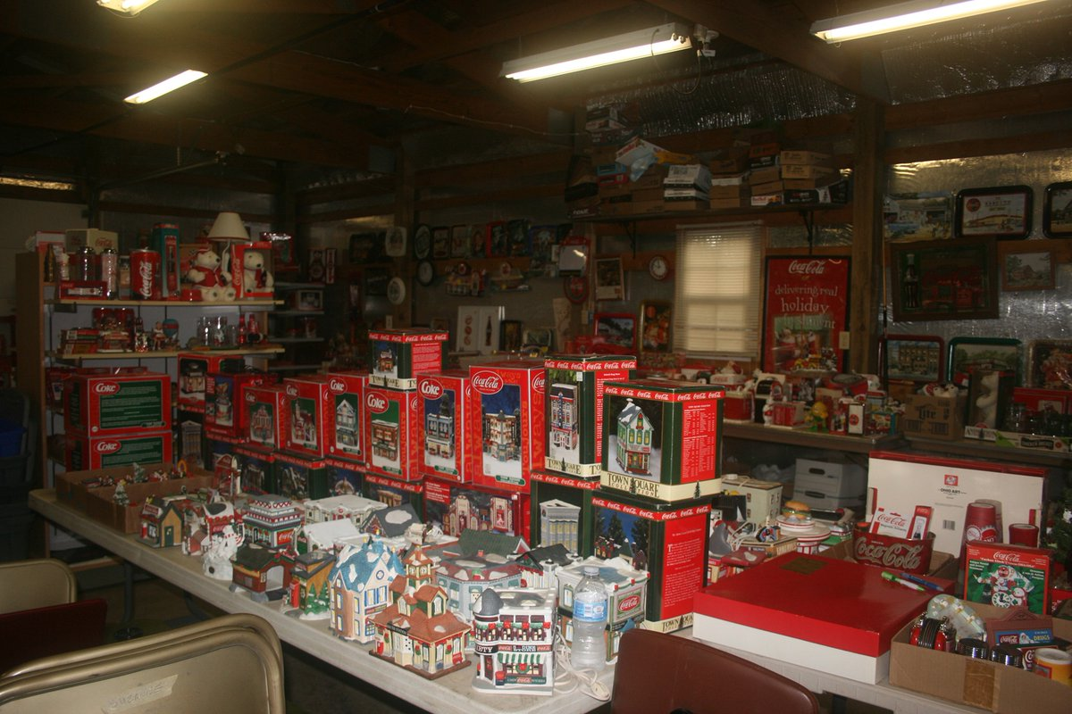 Auction Time at Main Street Auction, 364 East Main St. 1PM Sunday, Sept 27th. The auction will include a large Coca-Cola collection, silver dollars & coins, & more. To view the full listing at . Auctioneer Bret A. Sharp(740)703-0831
