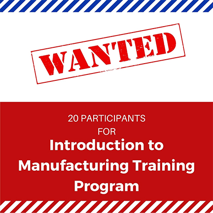 The Bristol Adult Education Center is offering an Introduction to Manufacturing Training Program. This program will provide full funding along with student stipends for successful participation. If interested call 860-406-3374 today! #bristolct #bristolallheart
