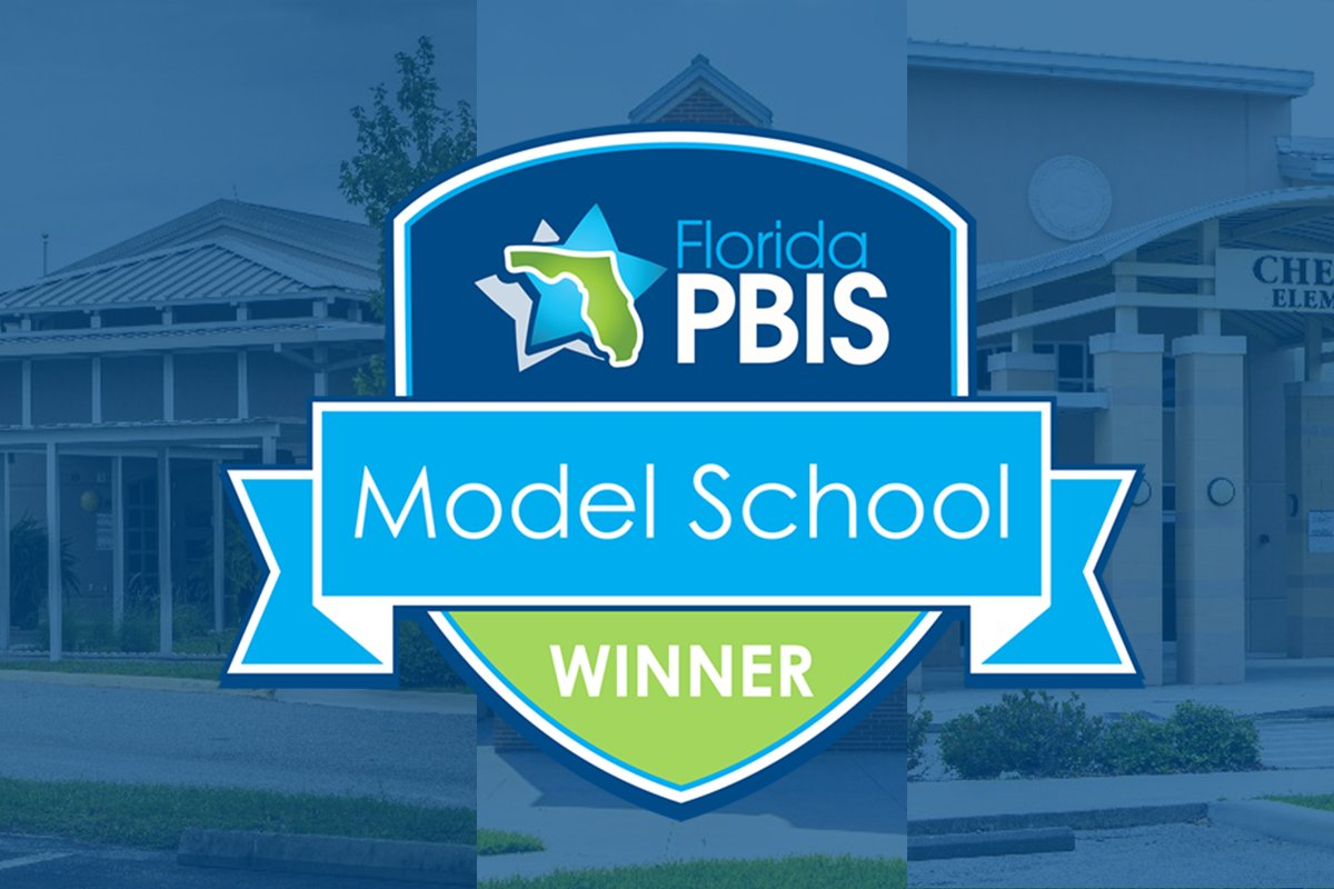Fifteen Osceola schools have been named Model Schools by Florida's Positive Behavioral Interventions and Support Project for the 2019-2020 school year.