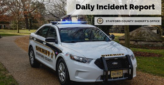 The latest Daily Incident Report is now available.