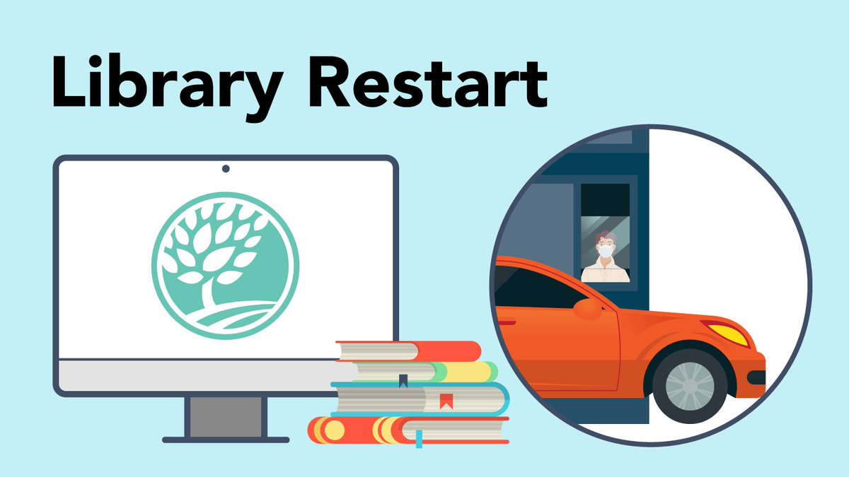 We have big news to share! Beginning Monday, 9/28, we will resume limited in-building services at the Main Library and Ellettsville Branch. This includes use of technology, as well as the ability to browse the shelves and pick up holds. Full details at !