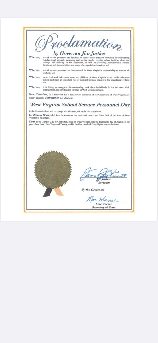 Today we celebrate our service employees! THANK YOU!