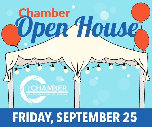 Join us on Friday for our Chamber Open House luncheon where we celebrate YOU, our members. We can't wait to see you. Register now: