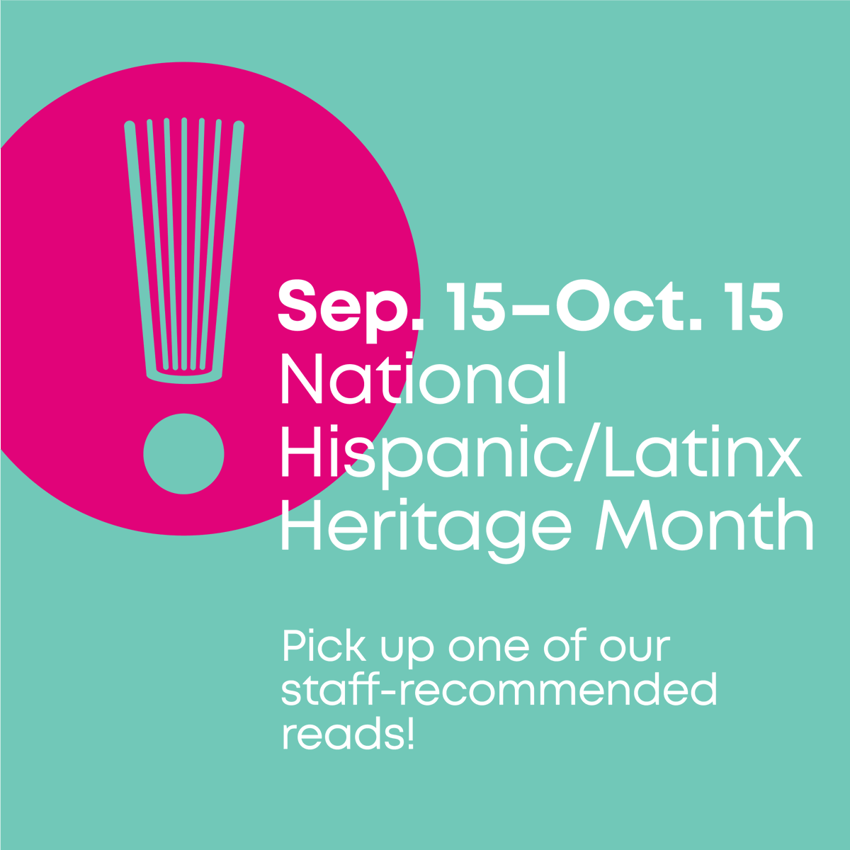 We're celebrating National Hispanic/Latinx Heritage Month by highlighting a variety of stories that honor the contributions of Hispanic/Latinx Americans to our country. Click on the link in bio to find out more!