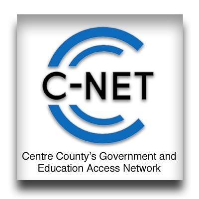 Did you know, the Centre County Board of Commissioners met yesterday at 10 AM? Visit  to watch a live recording provided by CNET Centre County!  The meeting airs LIVE each Tuesday at 10 AM on Comcast Channel 7 and online at .