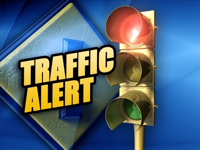 Sign up for Traffic Alerts such as this from our website: