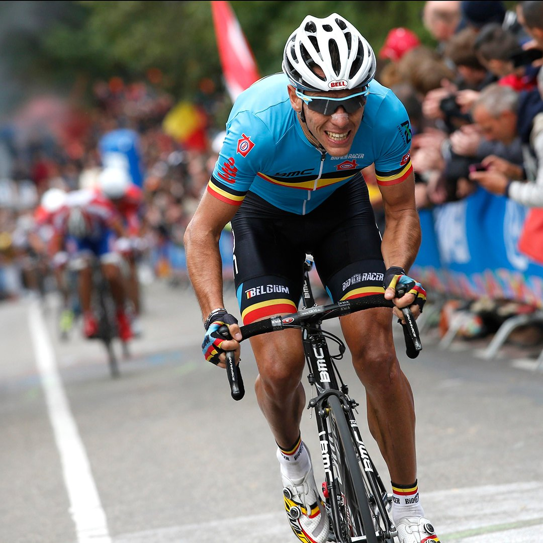 test Twitter Media - 8 years ago today, I attacked on the Cauberg and the most beautiful jersey of cycling became mine for a year. What a great memory! 🌈 @BELCyclingTeam @BELCycling @UCI_cycling  📷 Photo News https://t.co/VxfhWmEbJZ