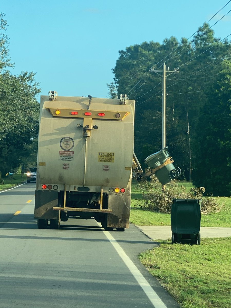 Baldwin County Solid Waste routes are back to their normal schedule this week, however some roads are still impassable. BCSW crew are working hard for our citizens!