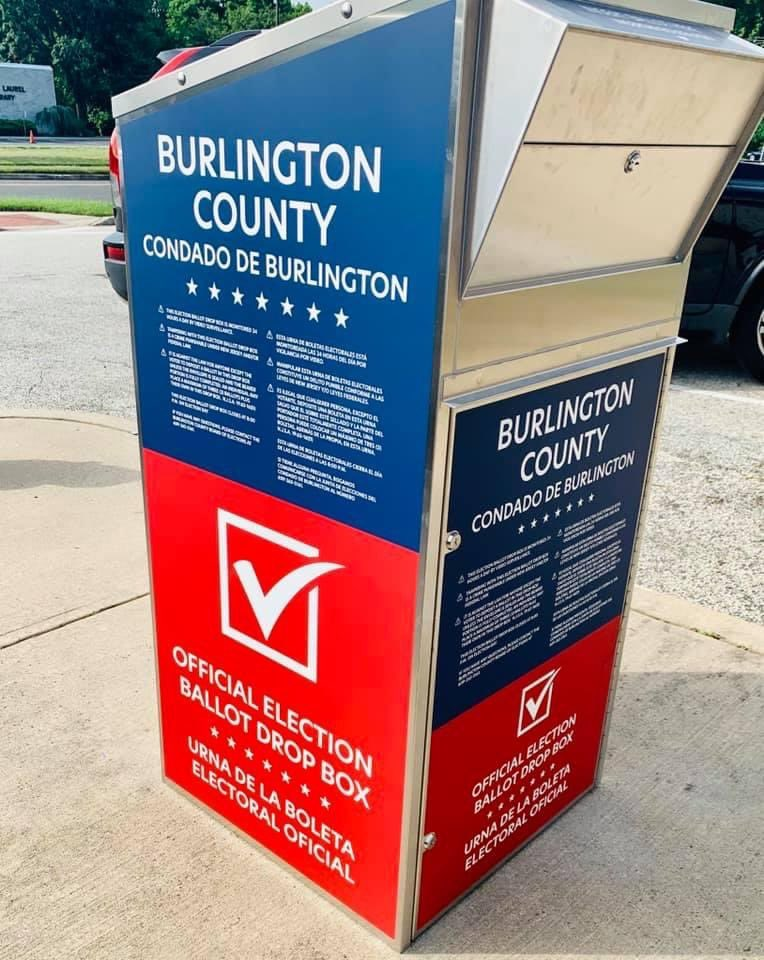 Burlington County voters will have several options to safely and securely cast their ballots in the upcoming November General Election. Read more: