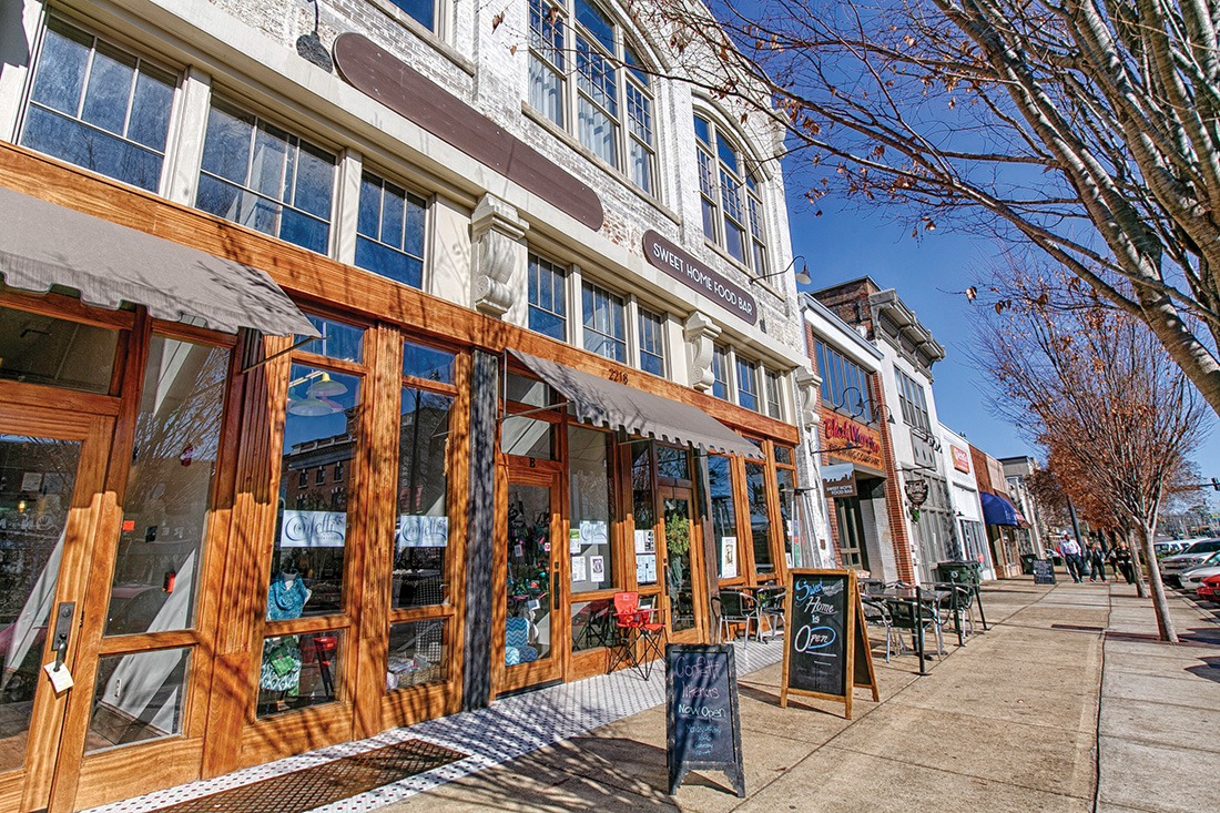 Exciting news for T-Town restaurants (and everyone who loves them)! As of today, the City has opened a new special permitting process to allow restaurants to temporarily expand their dining areas into outdoor spaces! ☀️ 🥣   Learn more and apply today ⤵️