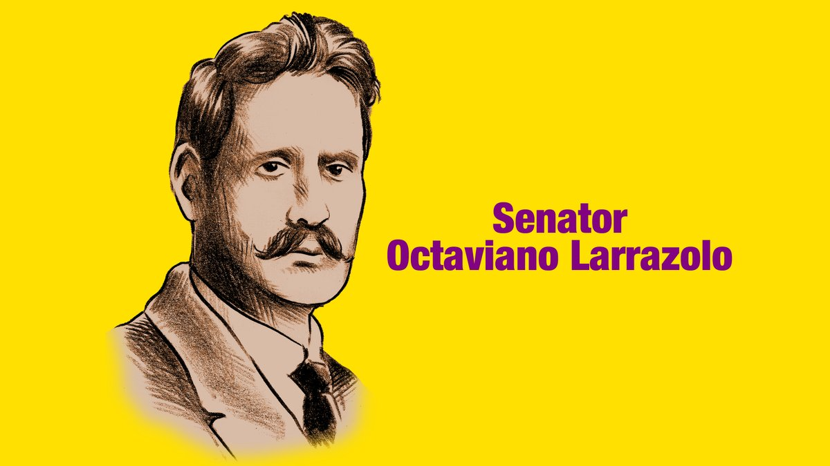 Celebrating #HispanicHeritageMonth! Octaviano Ambrosio Larrazolo was born in Chihuahua, Mexico on Dec 7, 1859. A former teacher & principal, Mr. Larrazolo was a gifted speaker & devoted champion of civil rights.  Watch this great video:  #FCPSProud⭐ #HHM