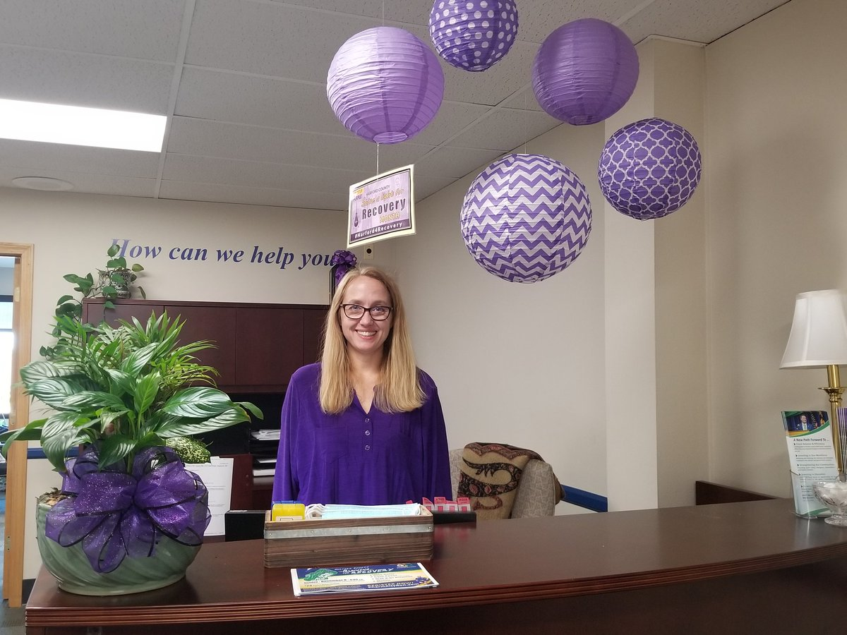 #Harford County celebrates #RecoveryMonth Need help? Call 1 800 NEXT STEP