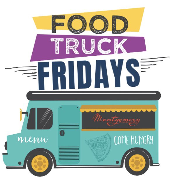 Food Truck Friday is BACK at Rotary Park downtown! This week's vendors and include Drive By Tacos, Pops & Sons, Healthy Pets and live music by Todd Fulmer! #ourmgm #montgomeryal