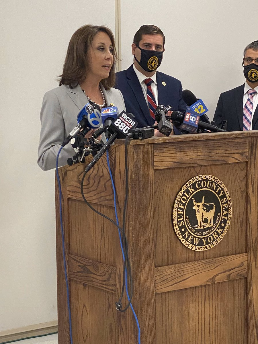 More than a dozen people were indicted today on fraud charges following a two-year investigation by the Suffolk County District Attorney's Office, the SCPD, the United States Social Security Administration Office of the Inspector General and the United States Secret Service.
