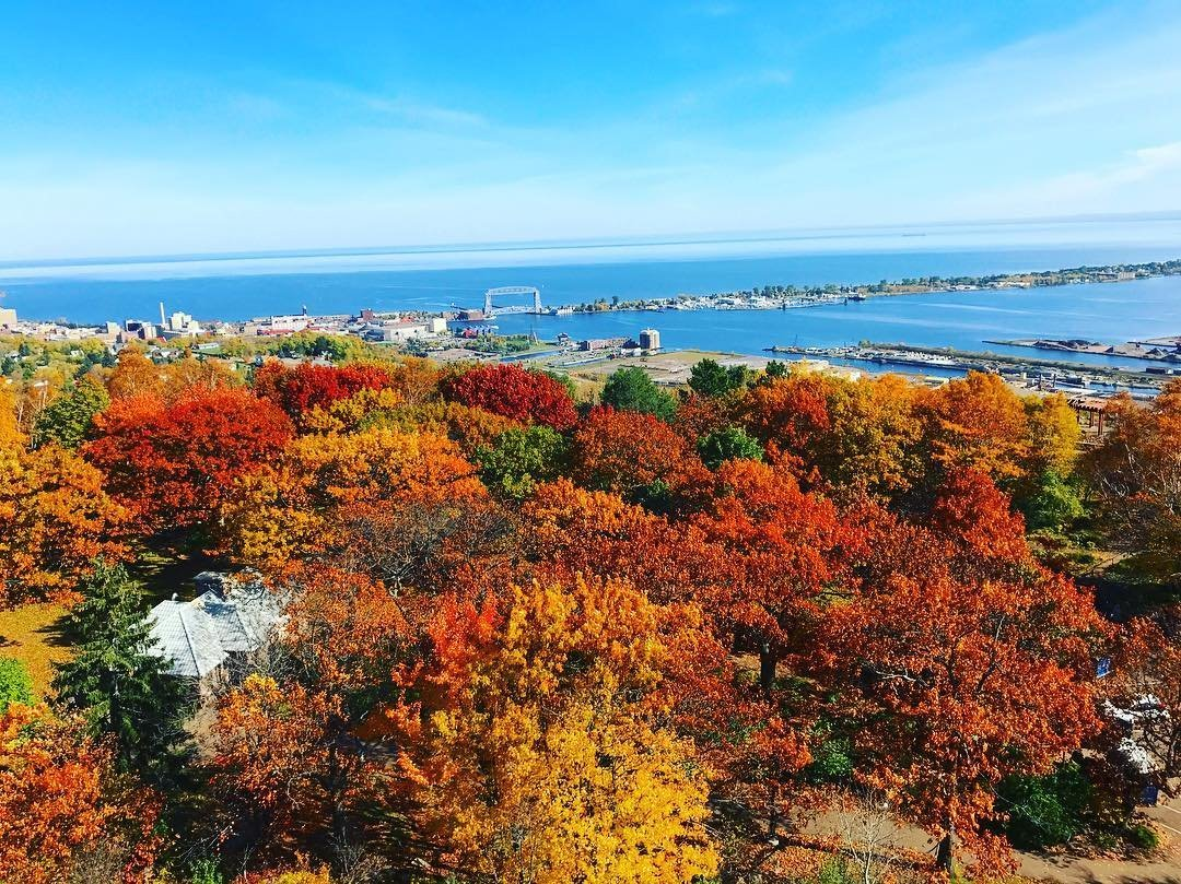 We love all the amazing fall colors that are starting to burst in and around Duluth!   Share your favorite fall photos with us!   Click    to upload them now!   #AuthenticDuluth