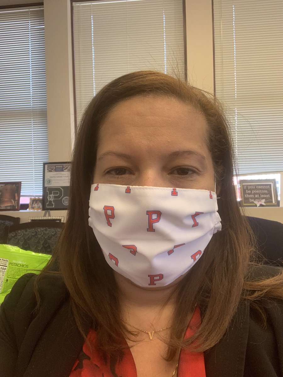 RT @AInfanteGreen: Portsmouth mask. My matching outfit. Thank you!