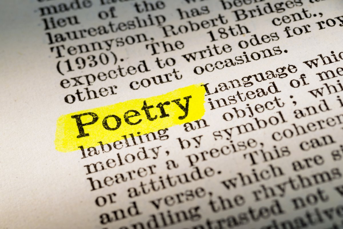 Join us for Live Poets Society tomorrow, Sept. 24 at 4pm!