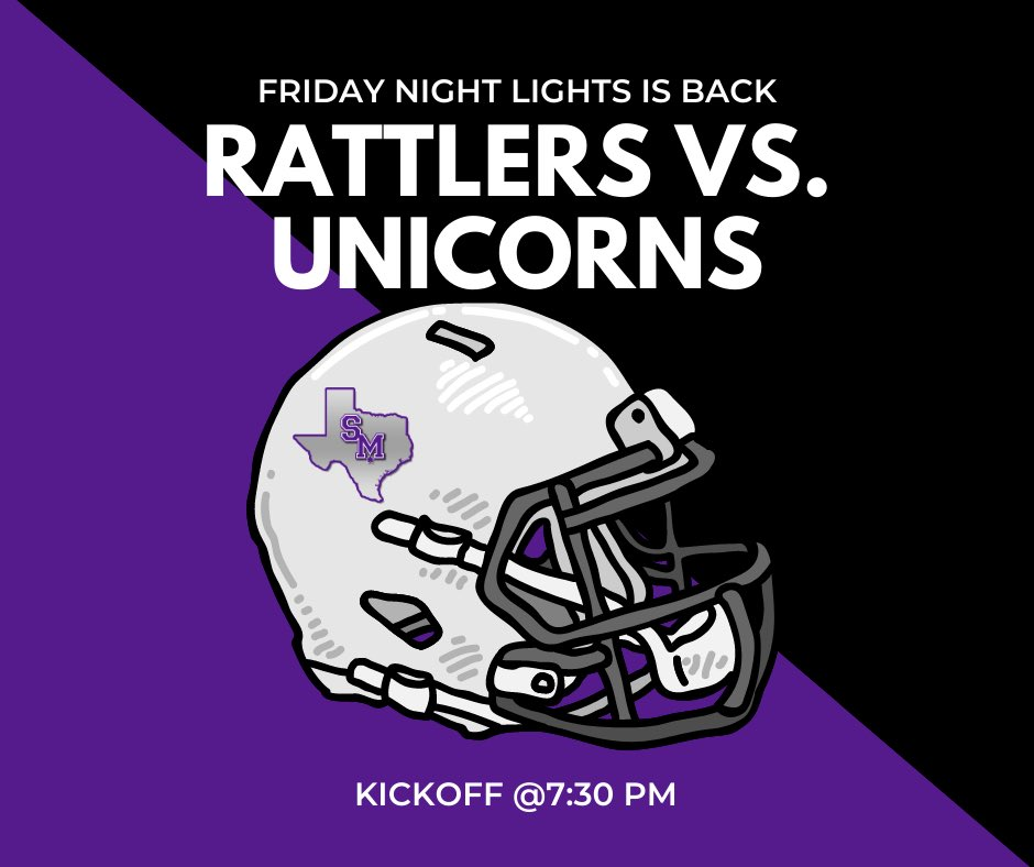 SMCISD Families: SMHS Rattler Football Ticket Information and Live Stream . #SanMarcosCISD #RattlerUp