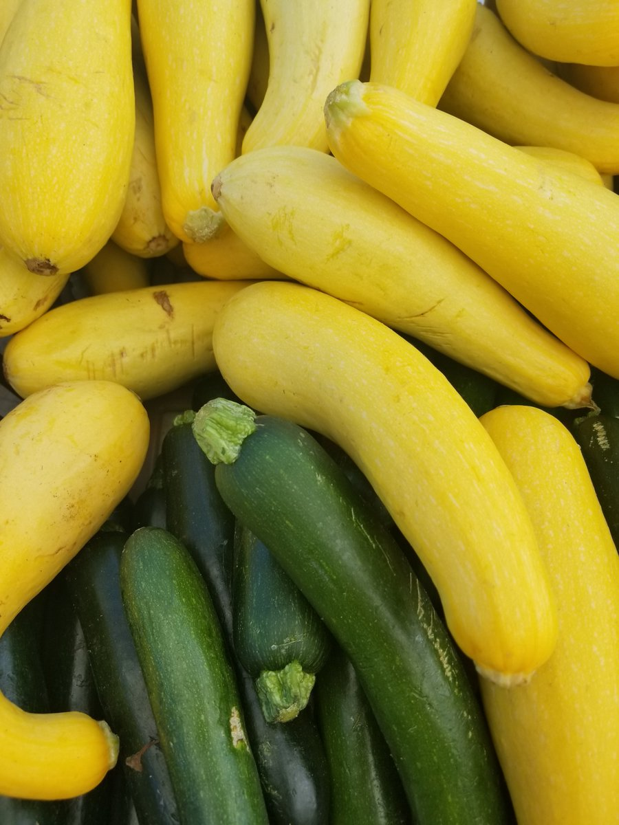Tomorrow is the last Farmers Market for 2020. The Farmers Market is held every Thursday, 4-7 p.m., through September, at the corner of Vance Ave and Dale Earnhardt Blvd.