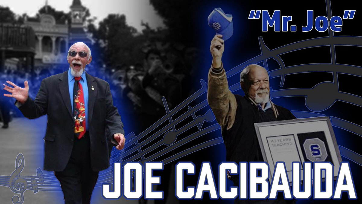 All Ears for Mr. Joe!  In memory of the tremendous contribution that Mr. Joe Cacibauda has made to the Ocean Springs community and the thousands of students he has mentored, join us in celebrating his life by wearing your Mickey ears or Disney apparel to school or work on Friday!