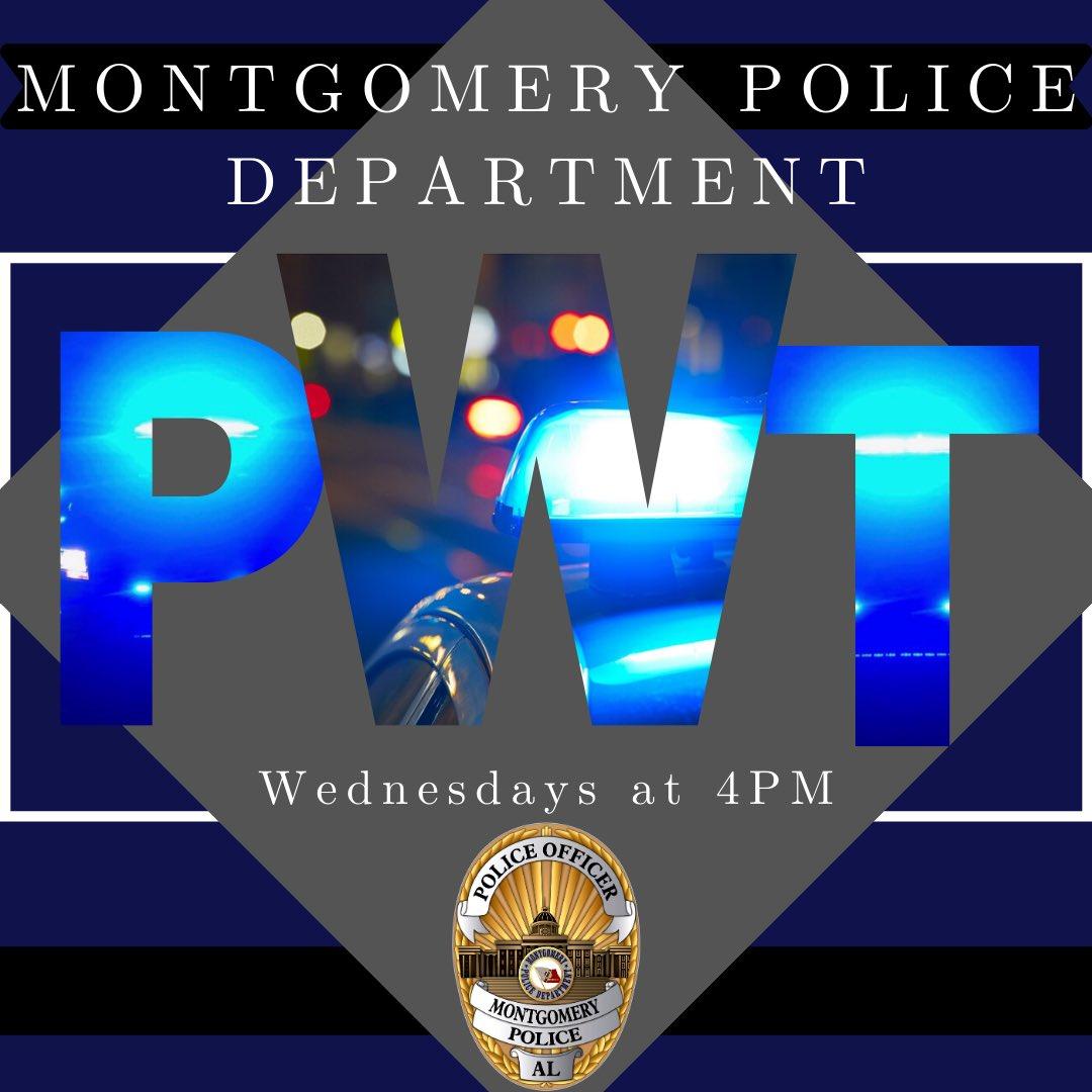 El departamento de policia de Montgomery les invita a caminar y hablar con los Oficiales hoy miercoles en Evergreen Estates a las cuatro de la tarde. Vamos a estar en el area para que vengan a unirse con nosotros. #MPD
