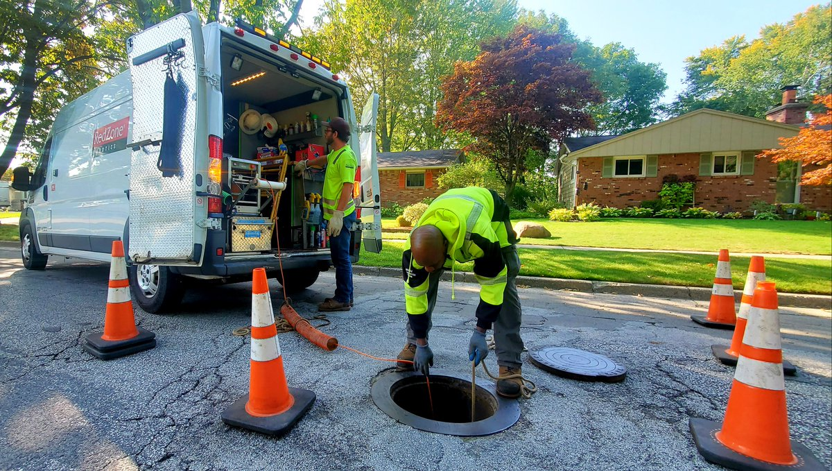 Crews w/ RedZone Robotics have resumed final video inspections of our sewer systems following a temporary suspension due to COVID-19. If you see them working in your neighborhood, please drive w/ caution!   We think this little robot looks like a 🐱. What do you think?