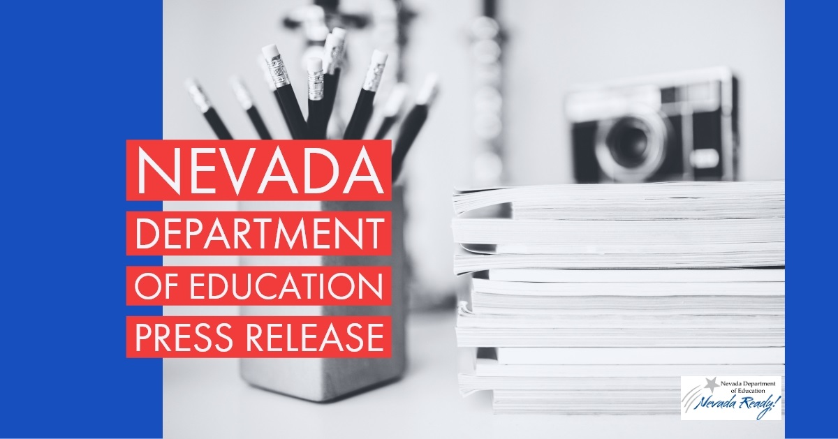 Governor Sisolak and Superintendent Ebert Honor 2021 Nevada Teacher of the Year L. Juliana Urtubey During Surprise Virtual Ceremony read entire release on the NDE website:  #nevadaready