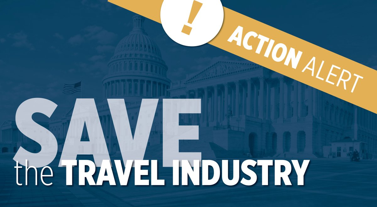DMOs are the backbone of communities nationwide and will drive America's economic and workforce recovery—but they need relief urgently. @SteveScalise @SenJohnKennedy @senbillcassidy, you can help #SaveTravel and #SmallBiz →
