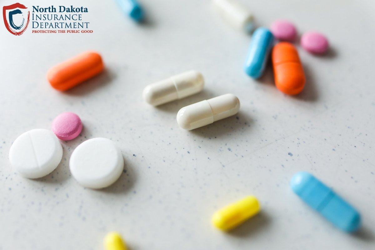 #WednesdayWisdom Need assistance covering the cost of your prescriptions? Prescription Connection is a program of the NDID that assists citizens of all ages in acquiring prescriptions that might otherwise be unattainable. Learn more at  #ndinsurancedept