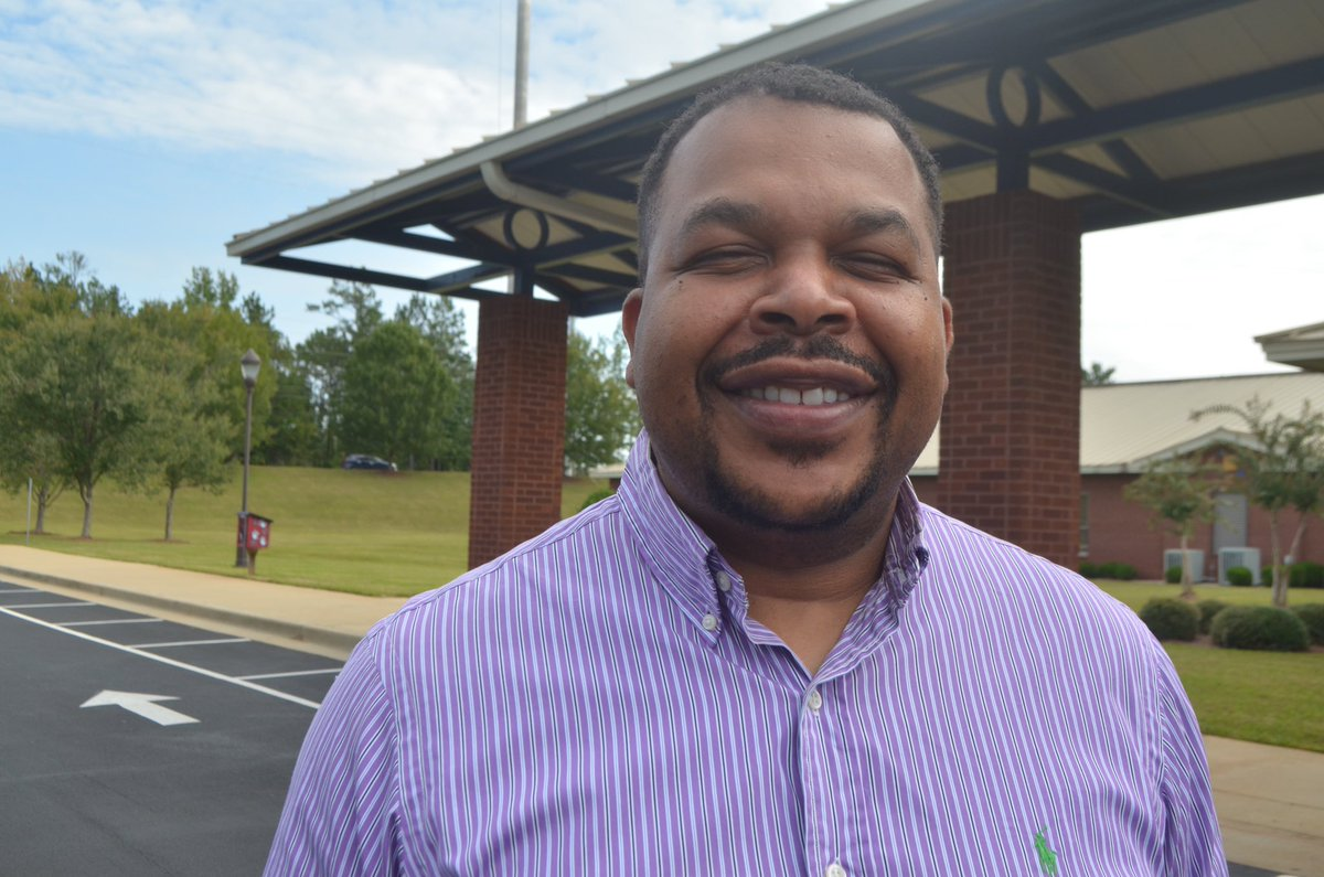 WE ARE ACS 🍎: Jeff Johnson helped open Richland Elementary School in 2008 as an Assistant Principal! ✏️ READ MORE: