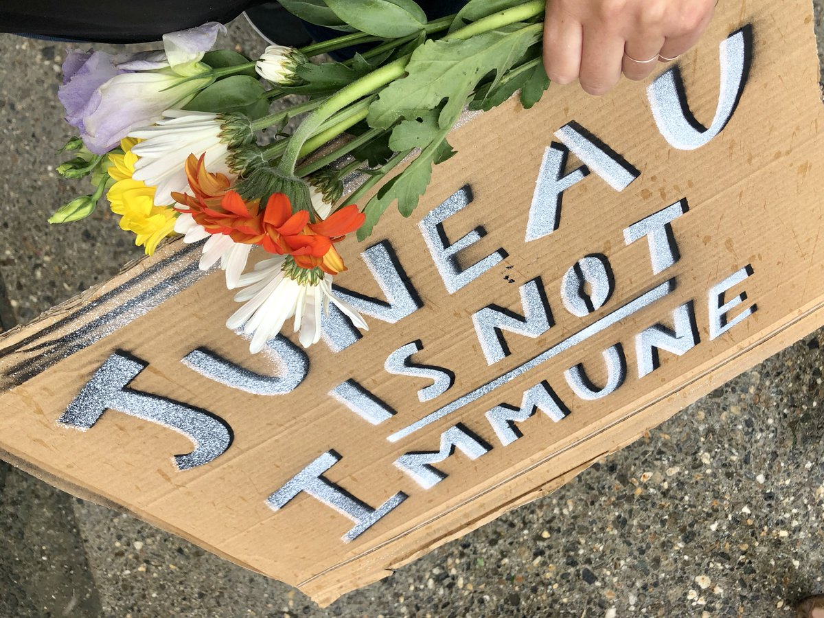 The City and Borough of Juneau Assembly has unanimously approved a resolution proclaiming its commitment to social justice, anti-racism and anti-discrimination.  The Assembly also approved $50,000 to support the Systemic Racism Review Committee.
