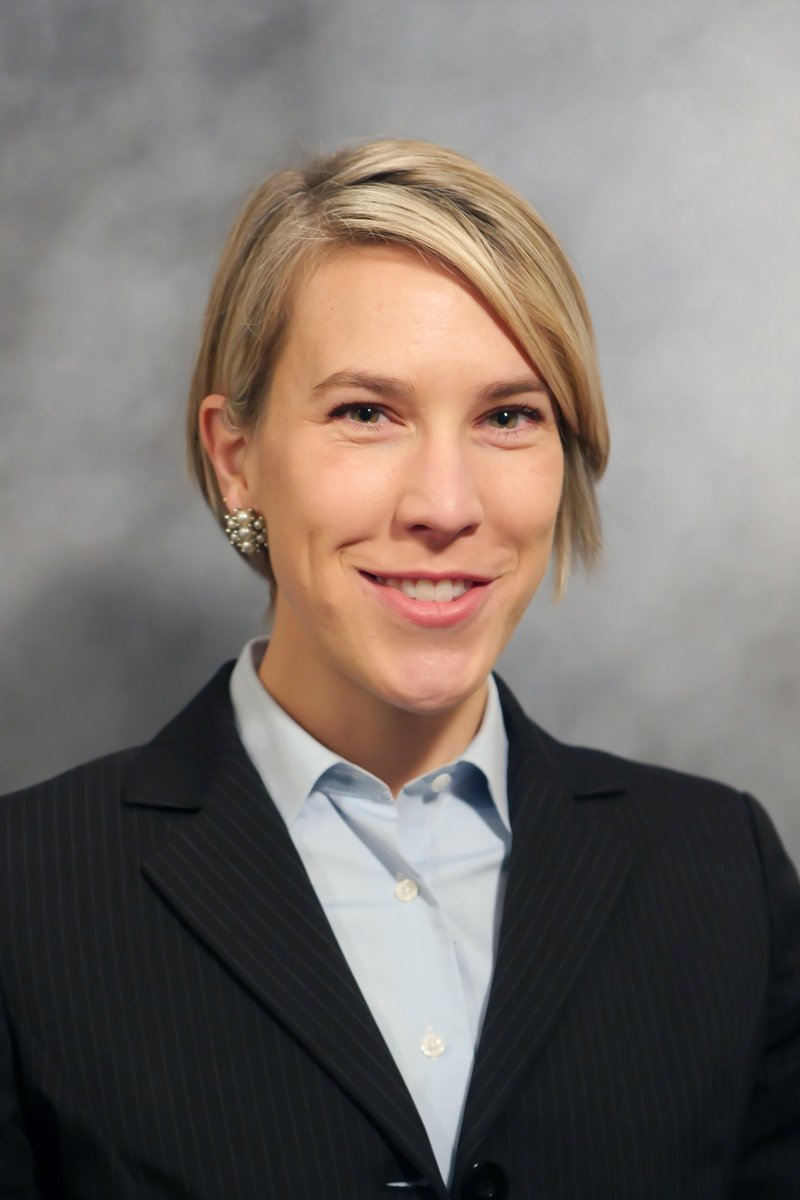 Congrats to #Cfield Assistant County Attorney Emily Russell on being selected as a member of the 2020 class of @VALW Up and Coming Lawyers! Russell was the only local government attorney to be recognized in the 2020 class. Full release:
