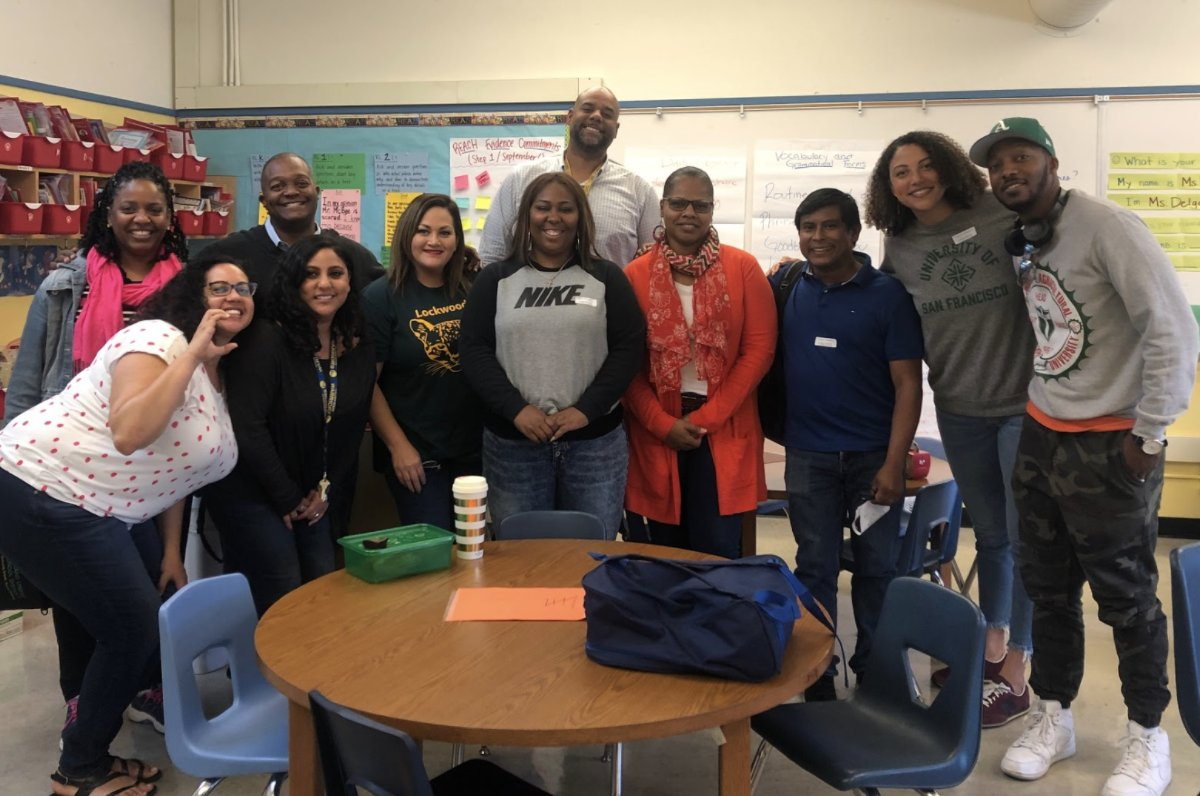What do you love most about your community school manager? Let us know!  Pictured: Some of our amazing elementary school CSMs from Allendale, KDA, Global Family, Laurel, Prescott, Futures/CUES, REACH, EOP, Fruitvale & Markham.  #ousdcommunityschools #CoordinatorsRock