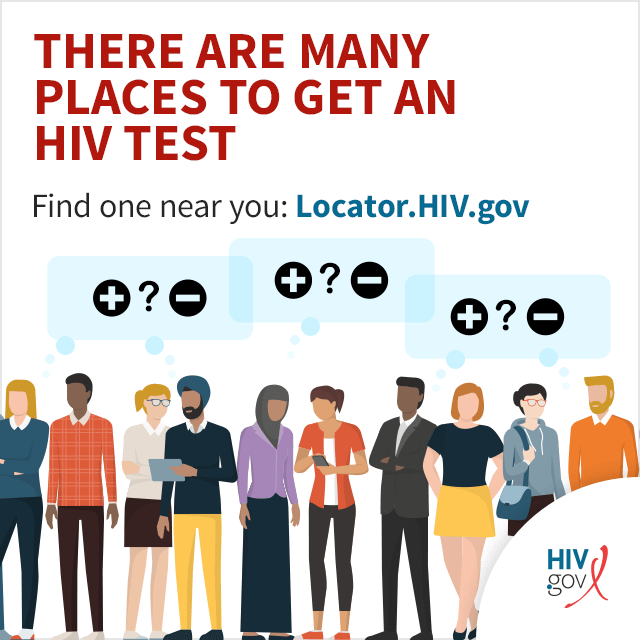 There are many places to get an HIV test, including here at the Lecanto Health Department. Call 352-527-0247 to make an appointment.