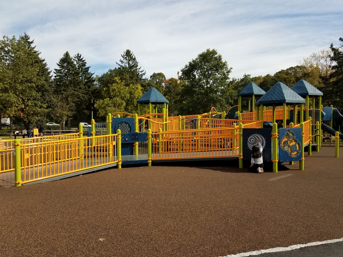 Twelve Westchester County Parks Playgrounds will officially reopen for the season on Saturday, September 26. The parks are open daily from 8 a.m. to dusk: . #mywestchester