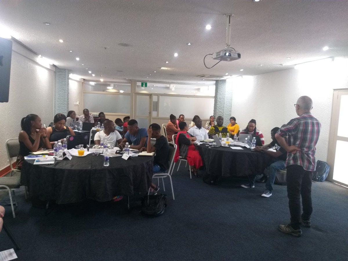 test Twitter Media - GALZ joins other @PitchZimbabwe partners in looking back on efforts to #EndAids through #CommunityAdvocacy. In Feb 2020 PITCH communications teams got together to look at making stories of change more positive, inclusive & effective in raising public awareness https://t.co/nPDN8tlS11
