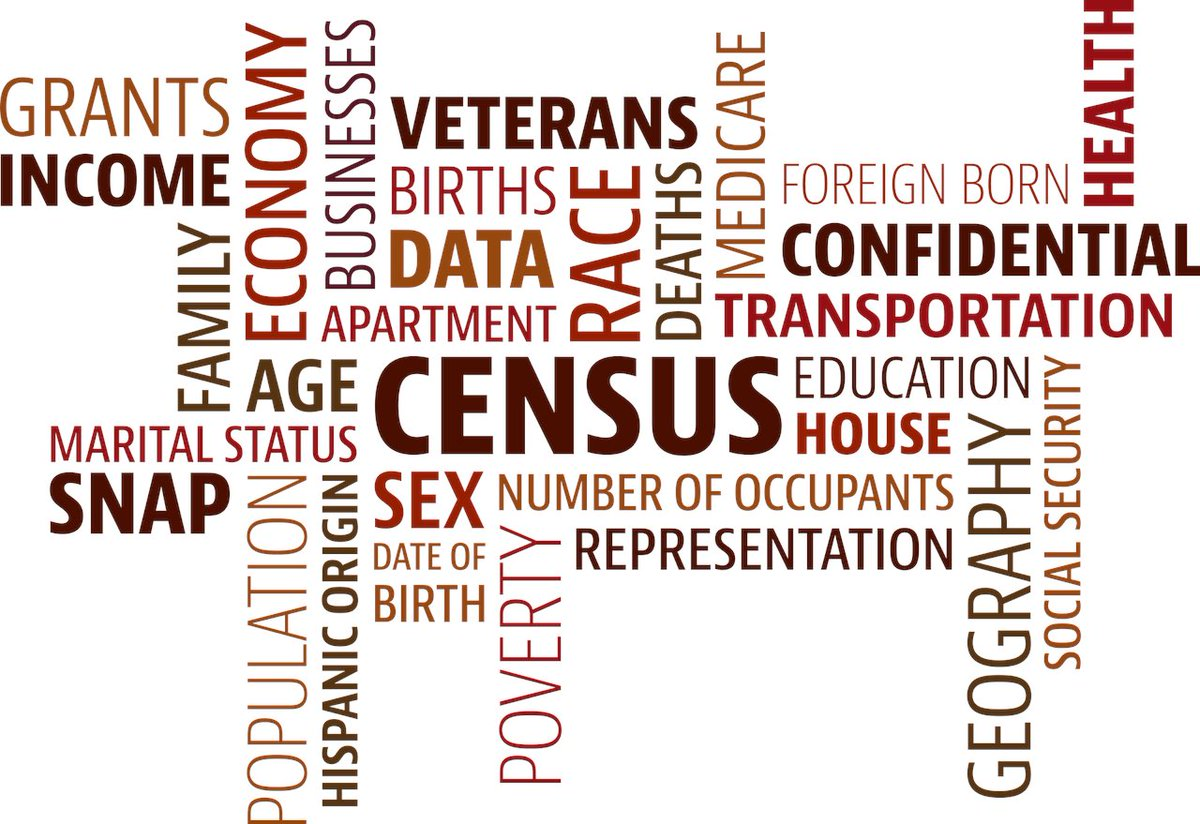 September 30th is the deadline to fill out your 2020 Census.  Every person counts!  The numbers help with funding for schools, roads, healthcare and political representation.   Your answers remain confidential.    1-844-330-2020 (Eng) 1-844-469-2020 (Span)