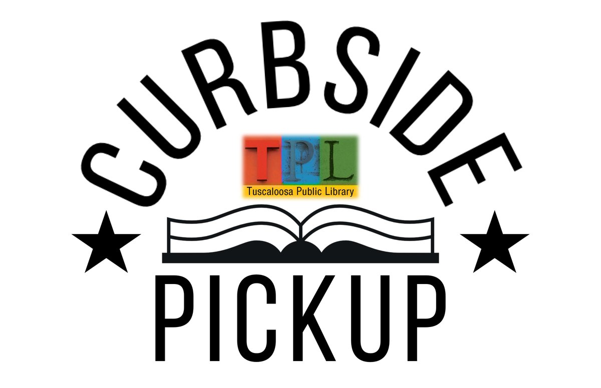 Get materials at your vehicle!!!   Enjoy Curbside Pickup at Main library and Weaver-Bolden branch!  Details: