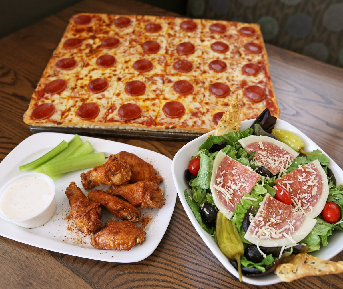 🏈  Ledo Pizza is offering the perfect combo meal for game night! 🏈  Visit  to browse the complete list of all Washington County restaurants participating in special offers during the week. #mdrestaurantweek