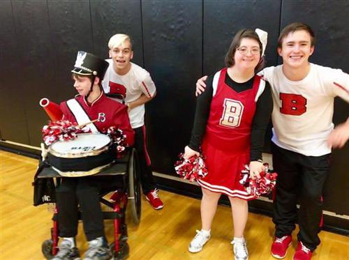 Special education at Bellefonte Area School District often gets quite a bit of attention from the community for the great things they do. You can find a plethora of district features, and others from the local news, here: