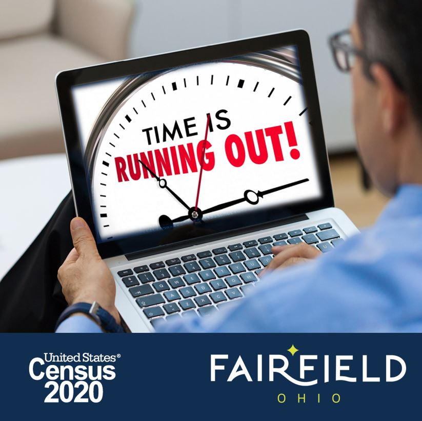 Time is running out to complete the 2020 Census. Be sure you are counted by visiting  today! The count ends on September 30th. #2020Census