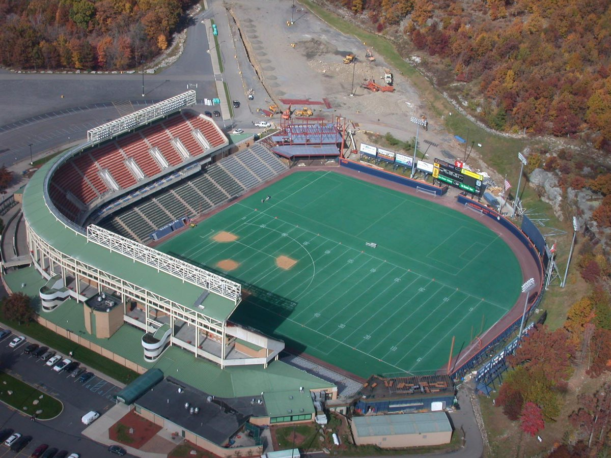 The Stadium formerly known as Lackawanna County Multi-Purpose Stadium. #TBT #PNCField