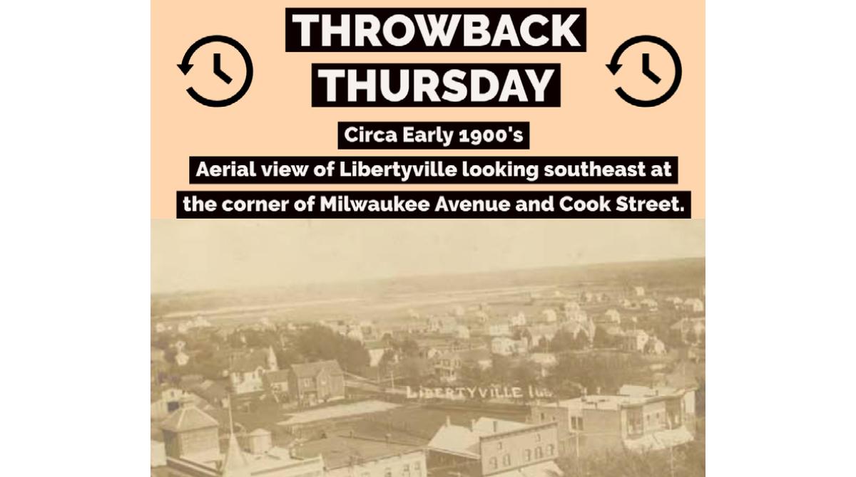 RT @LibertyvilleVOL: #ThrowbackThursday  Photo courtesy of Libertyville-Mundelein Historical Society