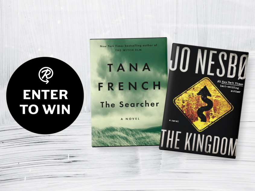 Enter to Win Highly-Anticipated 2020 Thrillers!  via @ReadItForward