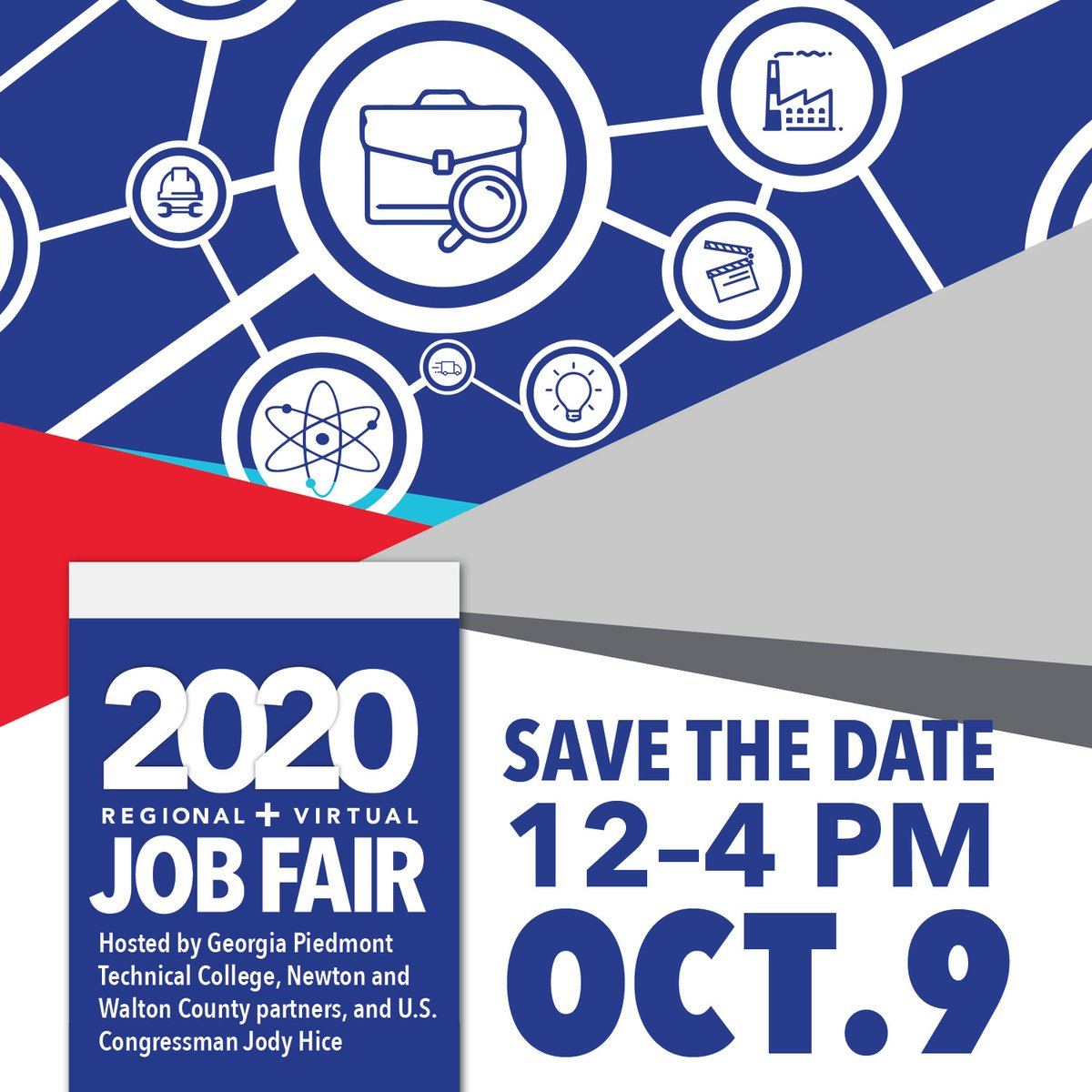 In this week's Chairman's Corner, Newton County Chairman Marcello Banes talks about the upcoming virtual Regional Job Fair on Oct. 9. It is a great way to match up with employers and learn skills such as resume updating and proper follow-up